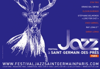 Jazz à Saint-Germain-des-Prés © DR