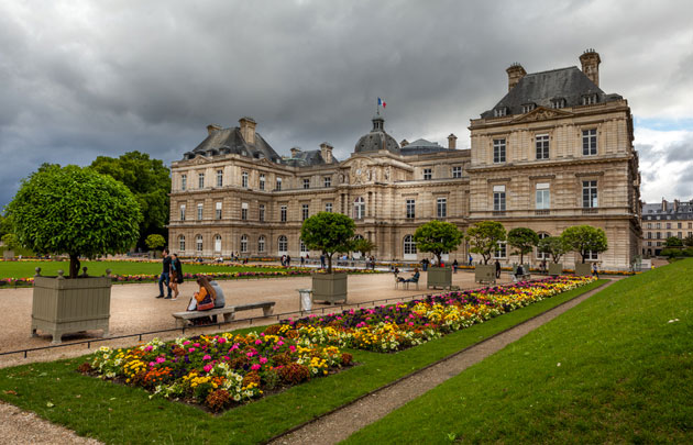 Jardin Du Luxembourg Paris Tourist Office