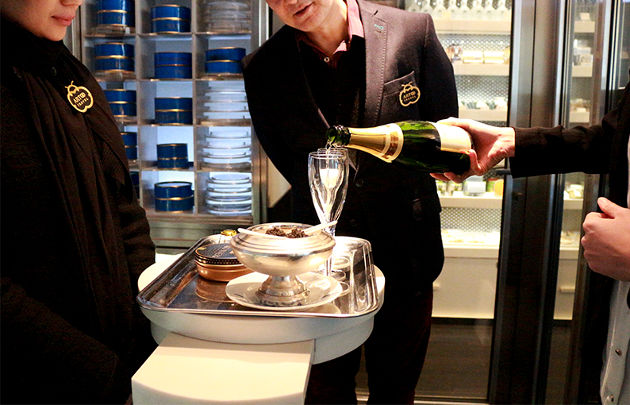 Artoo Travel - Champagne, Paris © OTCP